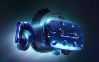 HTC Vive Pro: характеристики, особенности, настройка